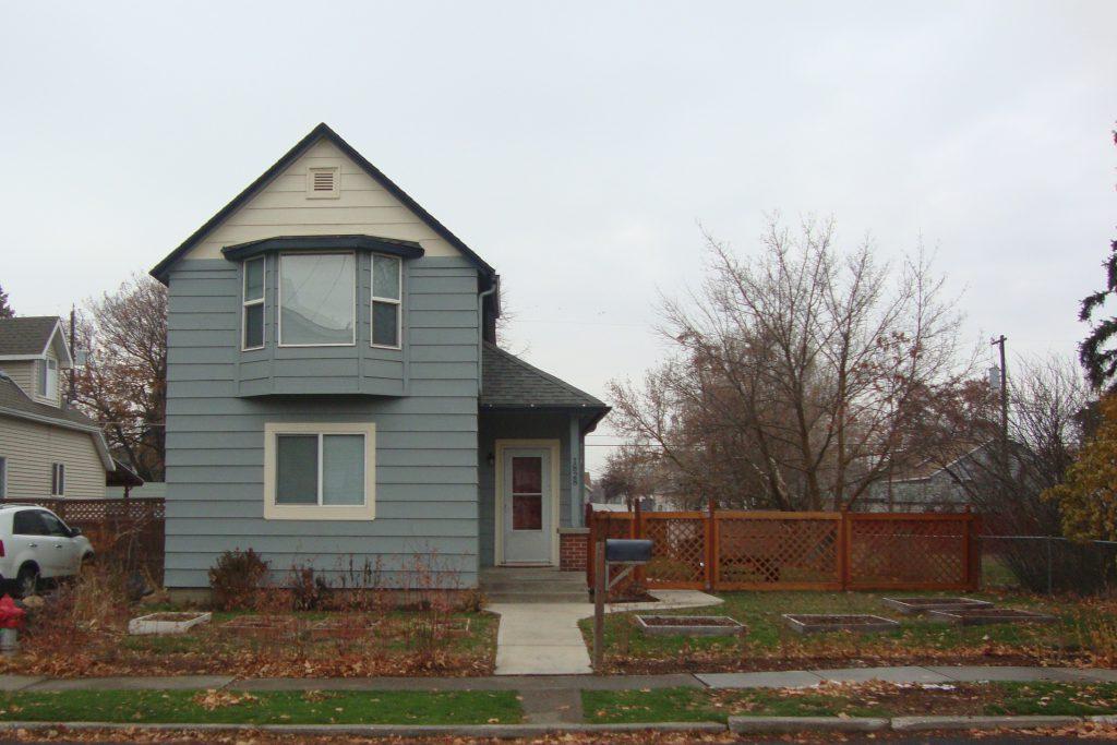 Folger Residence Before Photo